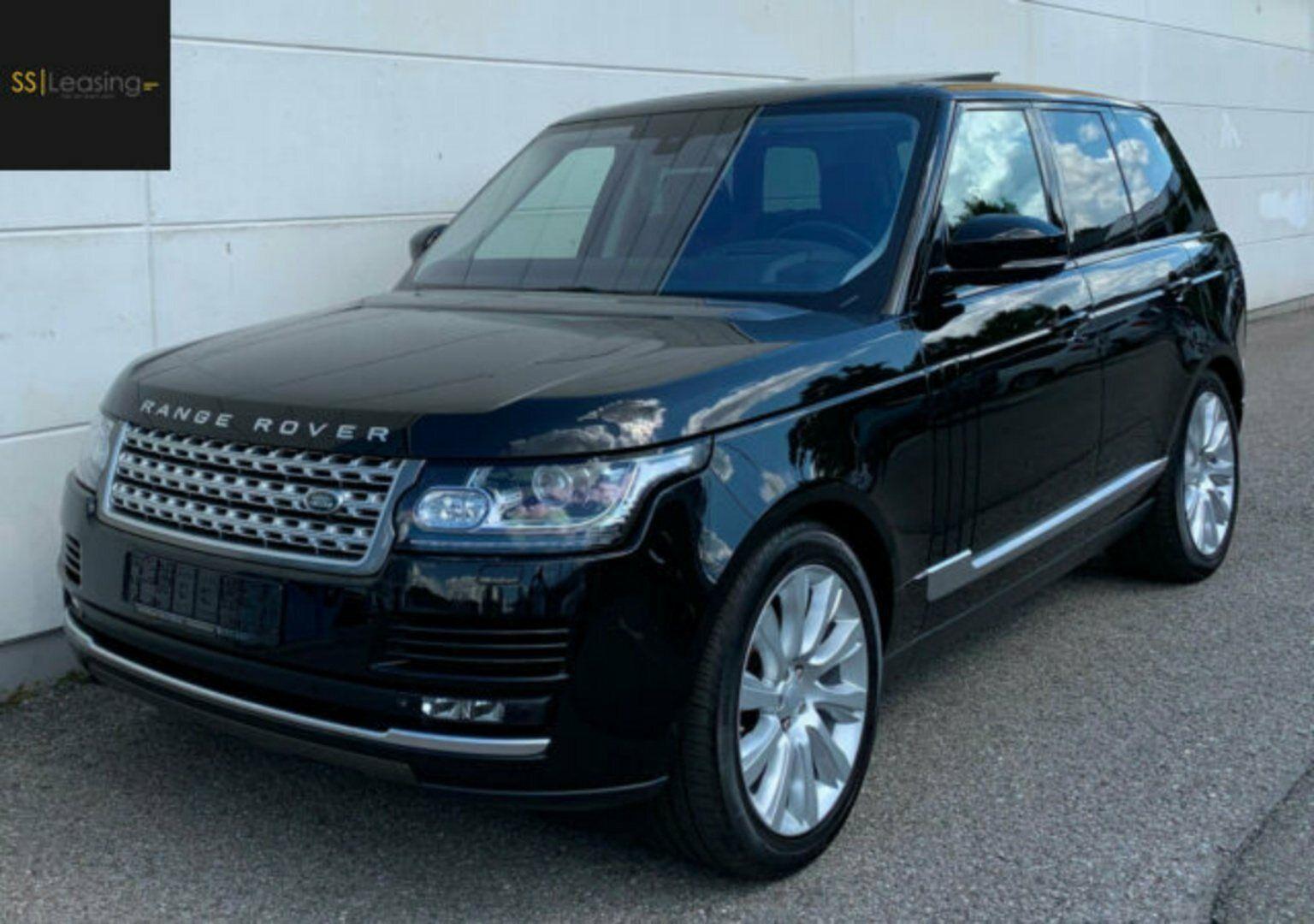 Land Rover Range Rover 4,4 SDV8 Vogue aut. 5d