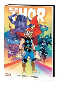 MIGHTY-THOR-OMNIBUS-VOL-3-HARDCOVER-Marvel-Comics-DAUTERMAN-COVER-HC-SRP-125