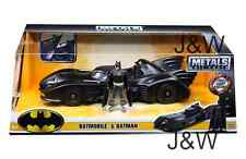 Jada Batmobile 1989 with Batman figure 1/24 98260