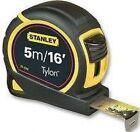 Stanley Tools Pocket Tape 5m Length x 19mm Width