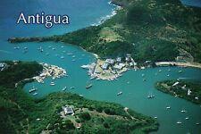 English Harbour, Dockyard of Admiral Nelson, Antigua, Caribbean -- Ship Postcard