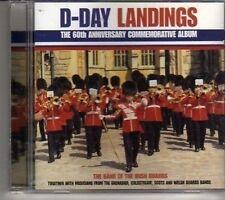 (CR858) D-Day Landings - 60th Anniversary Commemorative Album - 2004 CD