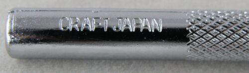 "S987 Tri-Seeder Leather Stamp Craft Japan 1//8/"" x 1//8/"""