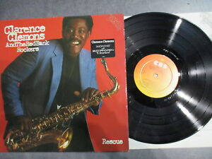 CLARENCE-CLEMONS-AND-THE-RED-BANK-ROCKERS-RESCUE-LP-HOLLAND