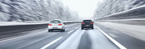 Three Signs You Need Winter Tyres