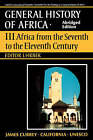 Africa from the Seventh to the Eleventh Century: v. 3 by UNESCO (Paperback, 1992)
