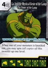 La Jinn the Mystical Genie of Lamp: Power of  #090 - Yu-Gi-Oh! - Dice Masters