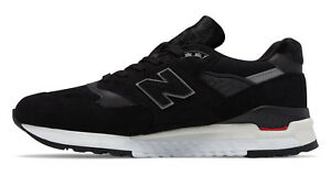 official photos 92f1d 98144 Details about New Balance 998 in Black/Red M998TCB Free Ship