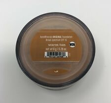 bareMinerals Original Warm Tan Foundation SPF 15 .28 Oz