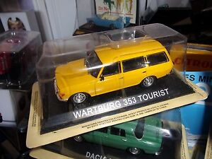 WARTBURG-353-tourist-1-43-NEUF-EN-BOITE