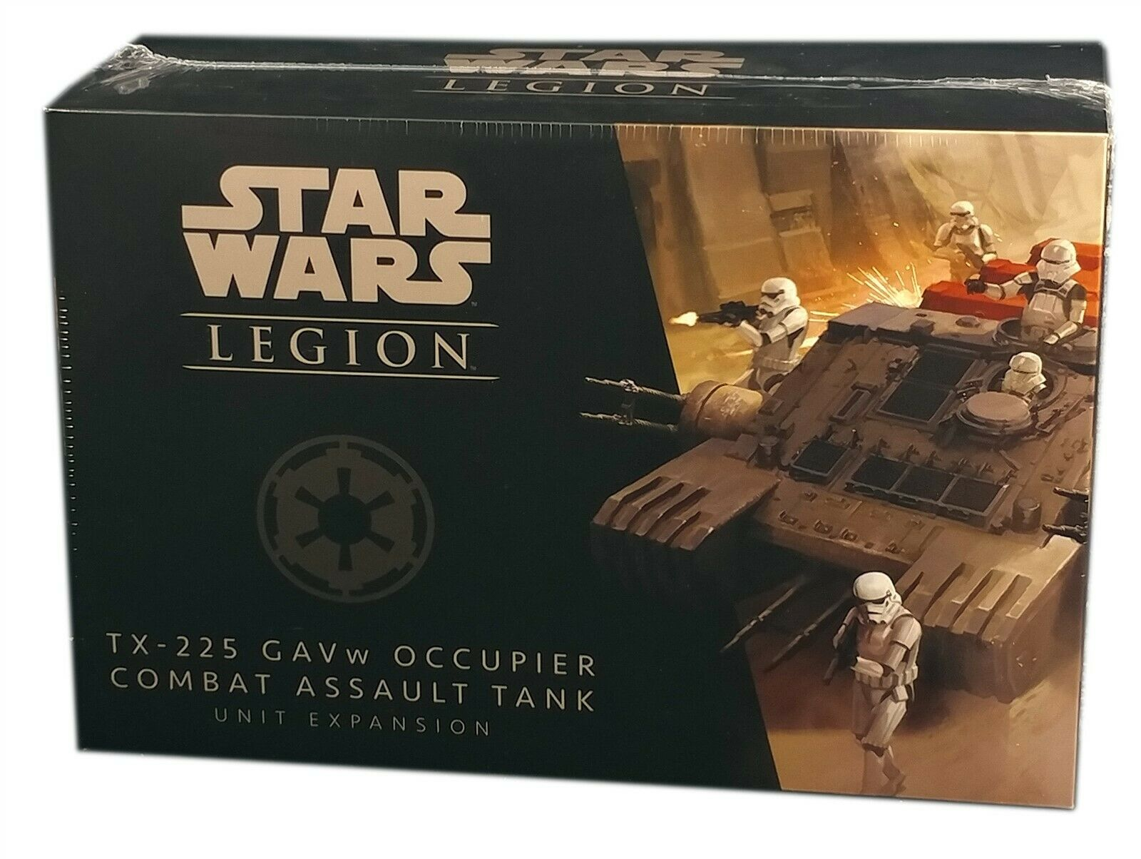 Fantasy Flight Games, Star Wars Legion TX-225 GAVw Occupier Combat Tank Exp.