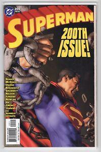 Superman-Issue-200-DC-Comics-Feb-2004-NM
