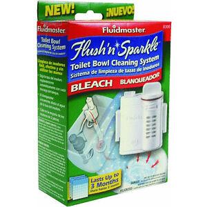 1000 flushes toilet cleaner