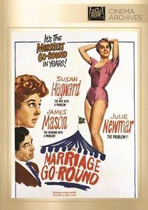 Marriage-Go-Round-1961-Susan-Hayward-Mason-Julie-Newmar-Robert-Paige