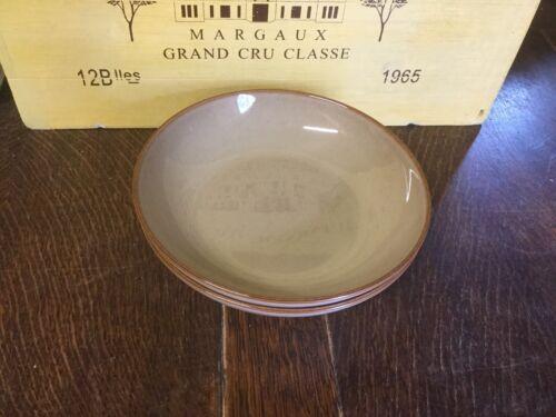 Denby Heritage Harvest Pasta Bowls x 2 Brand New