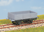Parkside-PC82-OO-Gauge-GWR-12t-China-Clay-Wagon-Kit thumbnail 1