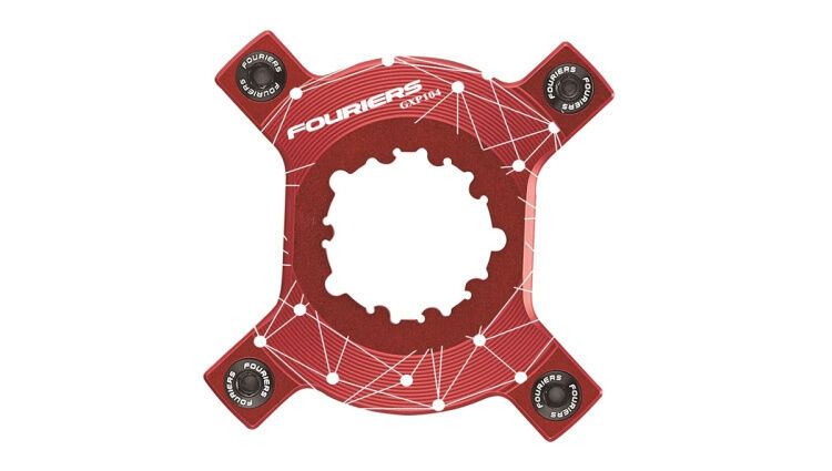 FOURIERS Chainring Spider adapter Congreener Sram XX1 XO X9 GXP BCD104 Crank Arm