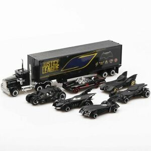 Set-of-7-Batman-Batmobile-Car-Model-Toy-Vehicle-Alloy-Collection-Christmas-Gift
