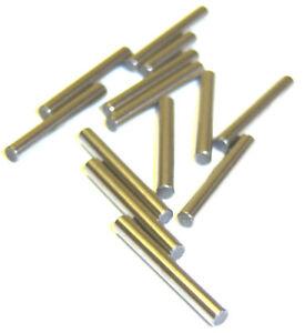 RC-17mm-Roue-Disque-HUB-Hex-poles-PINS-10pcs-2-mm-x-16-mm