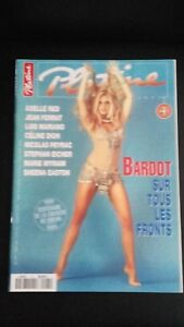 Revista-Brigitte-Bardot-Platino-N-21-1995-6-Paginas-Tbe