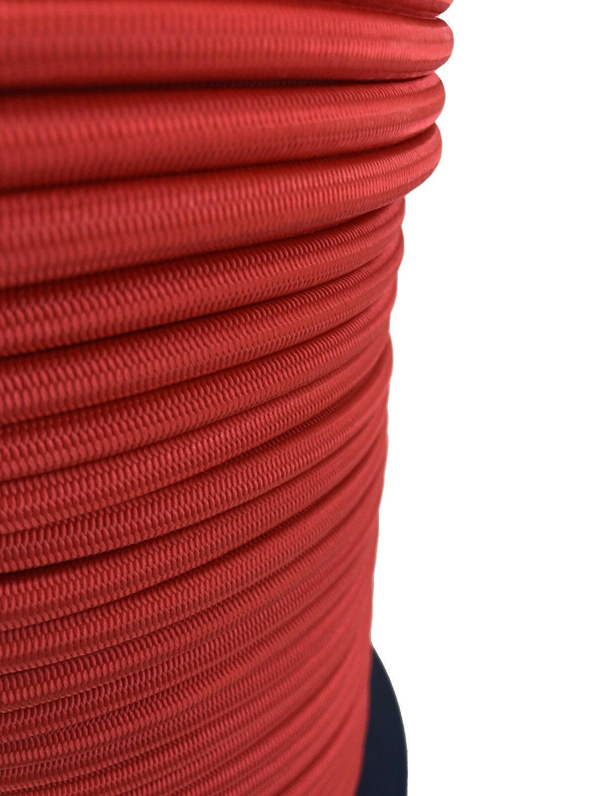 8mm Rot Elastischer Gummizug Seil Seil Seil X 100 Meter Krawatte Unten 3daee7