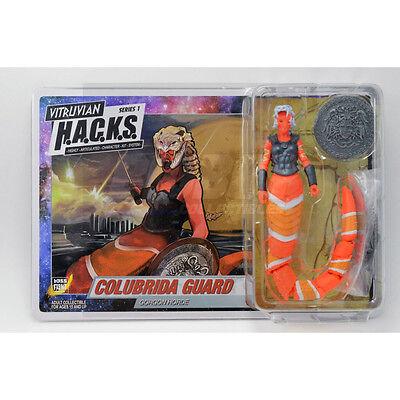 colubrida Garde Gorgon Action Figure Boss lutte Studio Vitruvian h.a.c.k.s