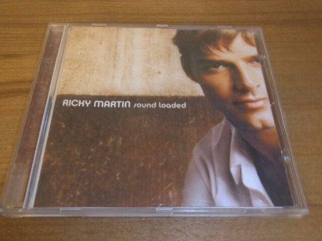 Ricky Martin - Sound Loaded (2000)