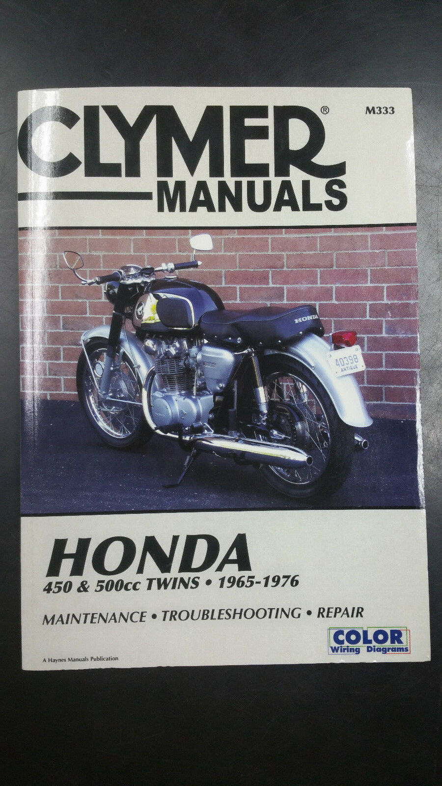 76 Honda Cb550 Service Manual 1992 Gl1500 Wiring Diagram Cb400f U0026 Repair 1973 1977 Array 1971 1978 Cb350 Sohc Fours Clymer Motorcycle Rh
