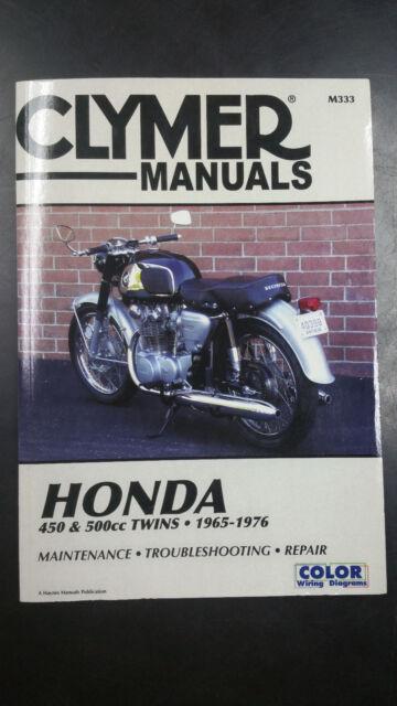 1971 1978 honda cb350 cb550 sohc fours clymer motorcycle repair rh ebay com 1976 Honda CB450 1978 Honda 550 Nighthawk
