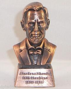 PRESIDENT-LINCOLN-BUST-DIE-CAST-PENCIL-SHARPENER