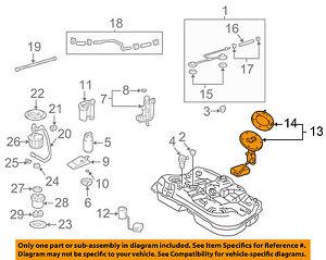 Details about Lexus TOYOTA OEM 99-00 RX300-Fuel Gauge Tank Float Level on