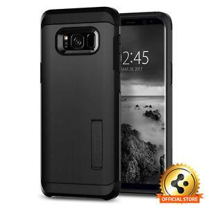 Spigen-Galaxy-S8-Case-Tough-Armor-Black