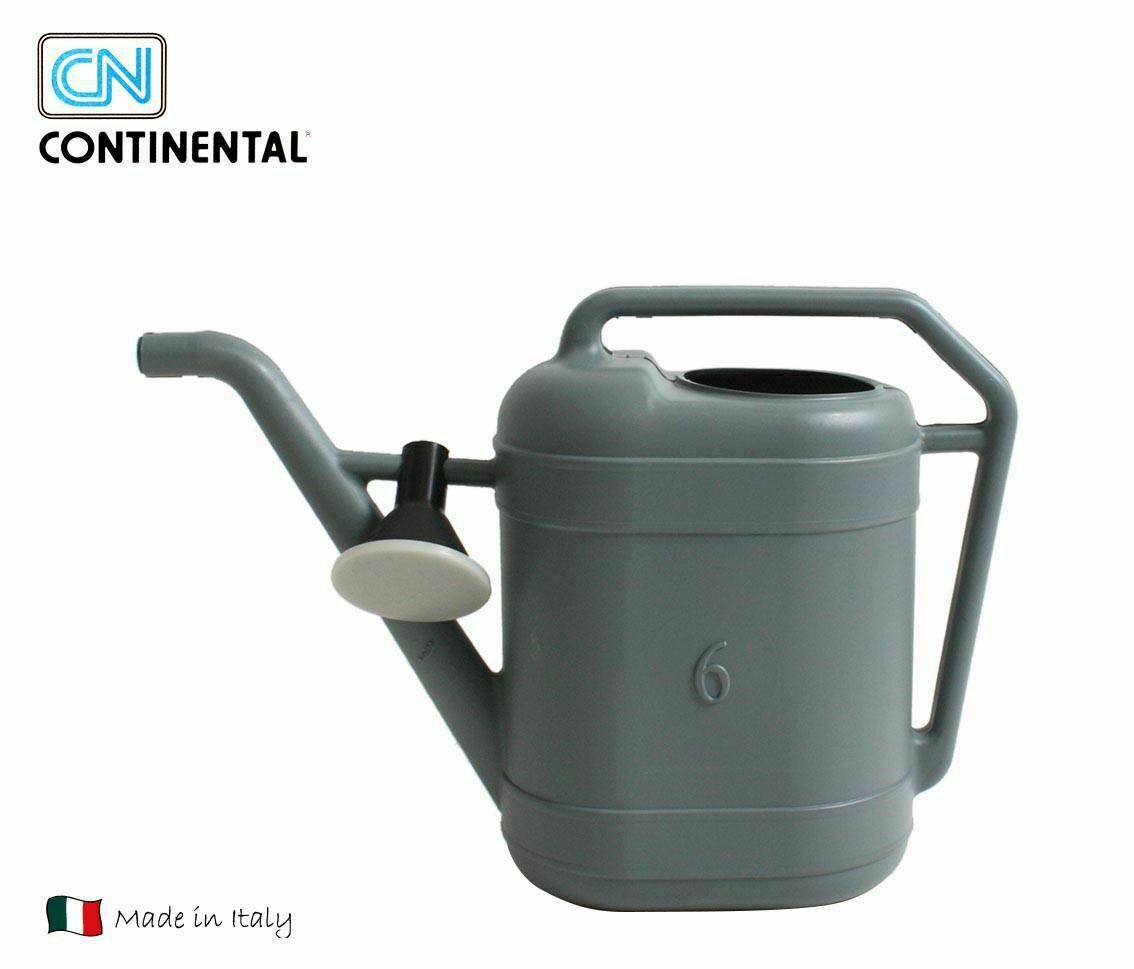 CONTINENTAL watering can 6L , 9L Made in Italy