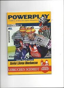 DEL-Programm-NURNBERG-ICE-TIGERS-REVIER-LOWEN-OBERHAUSEN-02-01-2000
