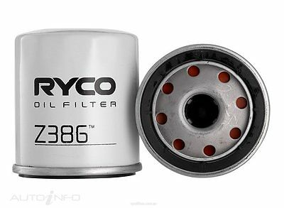 Ryco Oil Filter for TOYOTA CELICA 5SFE  4 Cyl EFI ST184R 89~94