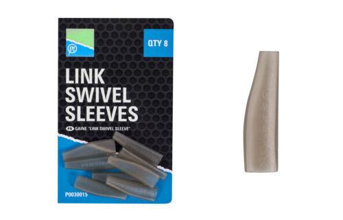 Preston Waggler//feeder Link Swivels Quick Change Attachment 8 per Pack