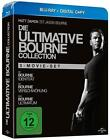 Die ultimative Bourne Collection - Steelbook (2012)