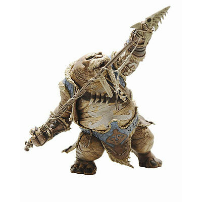 World of Warcraft Premium Figur  Tuskarr Tavru Akua- DC Direct