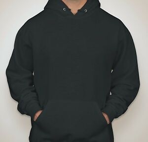 25 Blank Hooded Sweatshirts - Hoodies - Wholesale - Bulk - 20 colors ... 53dff5340c1f