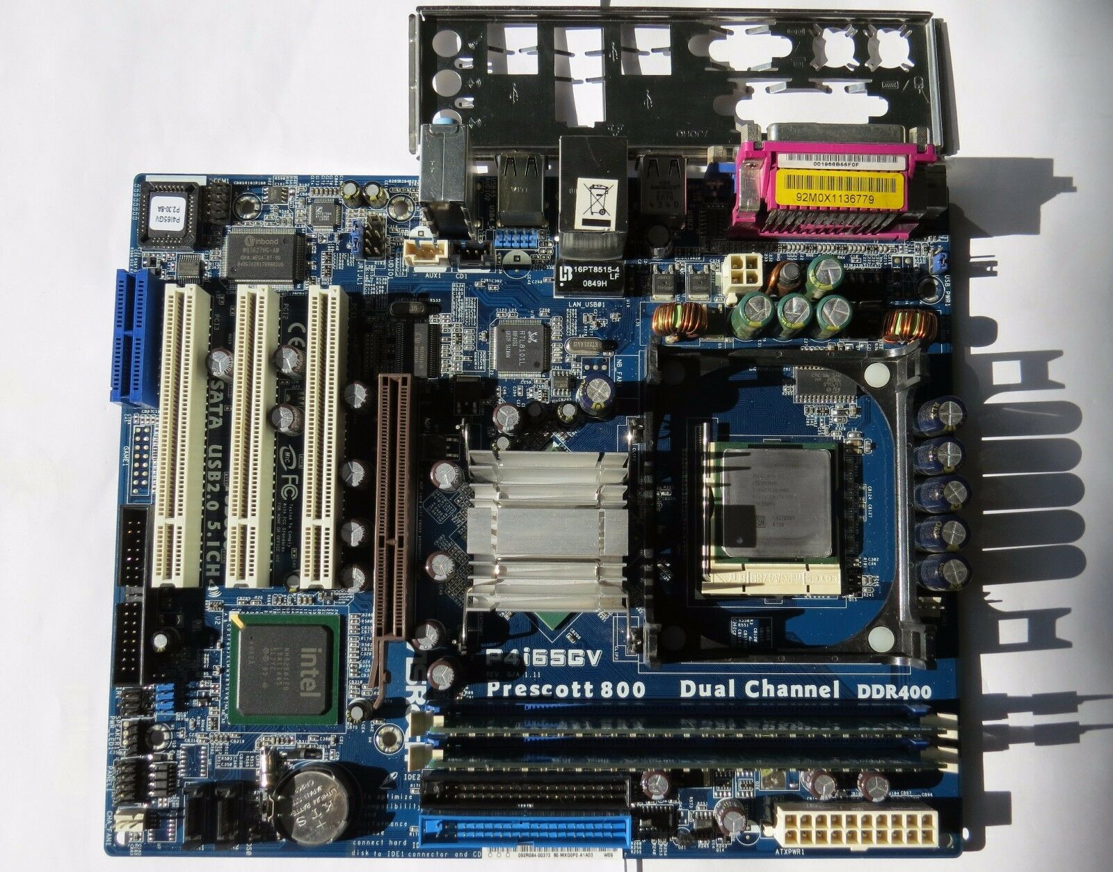 Asrock P4i65GV 2.00 Drivers for Windows 7