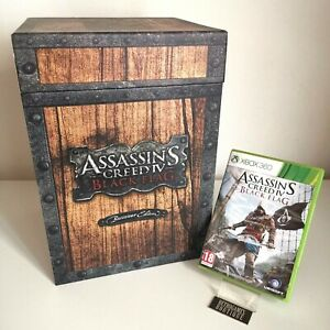 ASSASSIN-039-S-CREED-IV-BLACK-FLAG-Buccaneer-Edition-XBOX-360-PAL-Collector-039-s