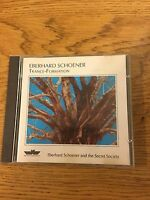 Sting The Police Eberhard Schoener Album Cd Trance Formation Andy Summers 1977