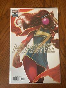 2018-Marvel-Ms-Marvel-31-Hans-Variant-1st-Skunk-Girl-Rare-Hot-Key