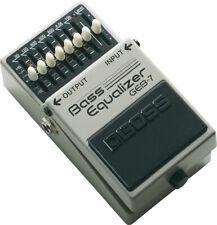 Boss GEB-7 Bass Guitar Effect Pedal