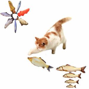 Popular New Realistic Fish Cat Kicker Best Toy Cotton