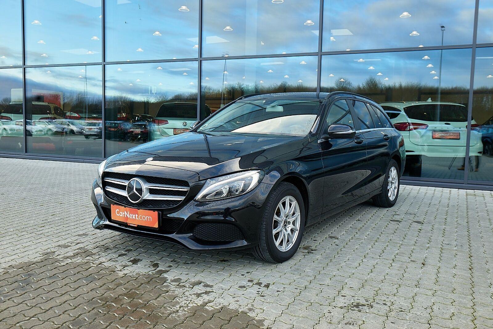 Mercedes C220 d 2,2 Business stc. aut. 5d - 264.900 kr.