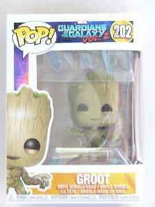 Guardians of the Galaxy: Vol 2 Vinyl Figure NEW Funko Groot Pop