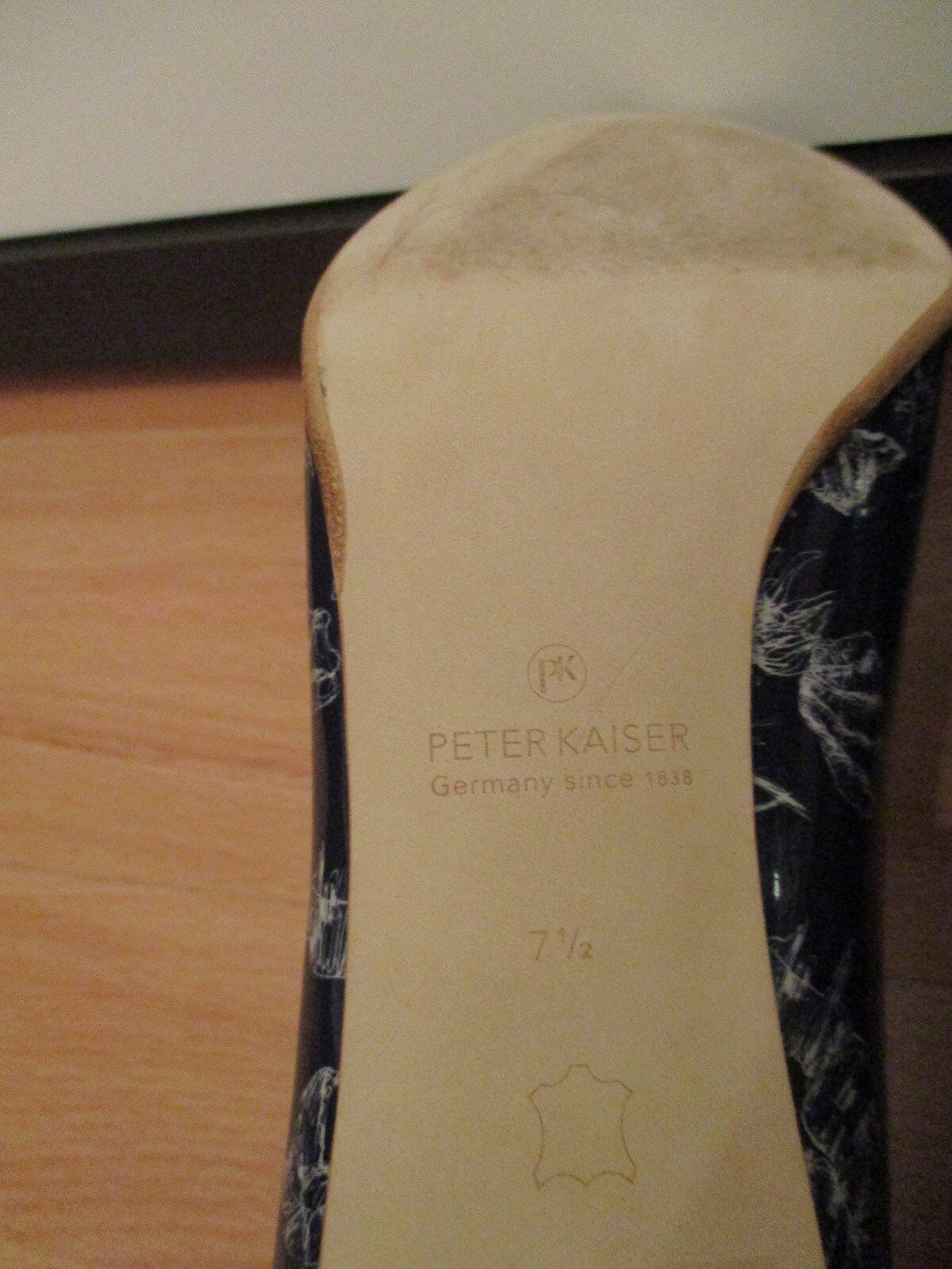 Peter Kaiser - Traumhaft schöne Pumps - Modell SEVILLA -Gr. 7,5 7,5 -Gr. (Gr. 41,5)- NEU e55a79