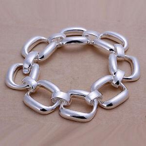 Damenarmband Marinakette 16 Mm Schmuck 20cm Armband Pl Jewelry & Watches Mit Sterlingsilber Da124 Good For Energy And The Spleen