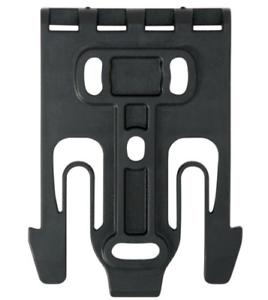 Safariland-QLS19-Quick-Duty-Holster-Locking-Fork-System-Black
